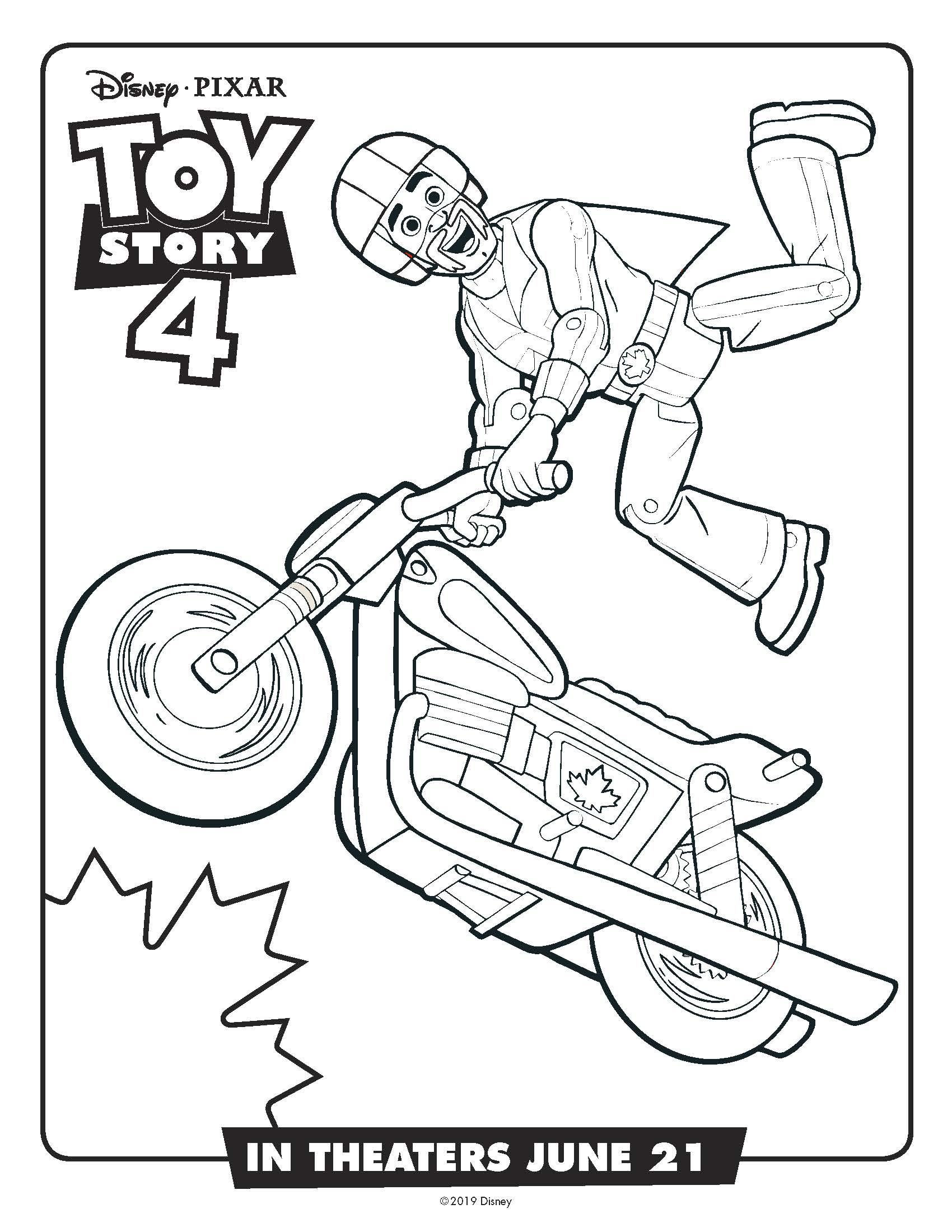 101 Toy Story Coloring Pages (July 2020)...Woody Coloring Pages too... | 2200x1700