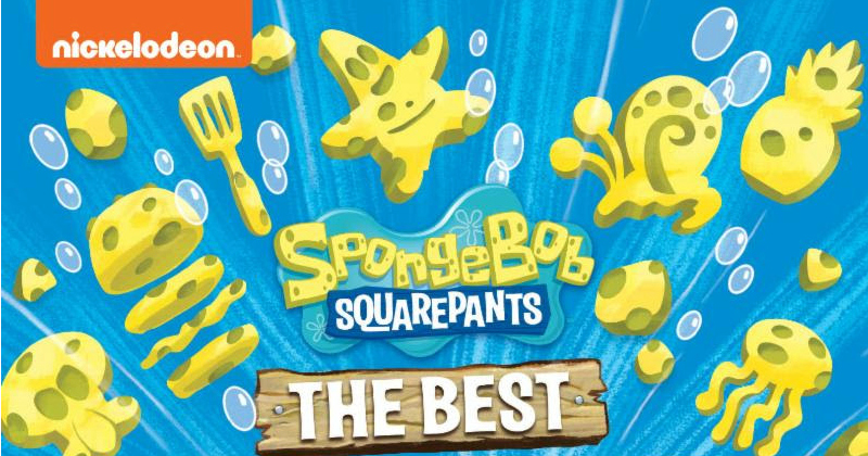 dvd box set spongebob squarepants