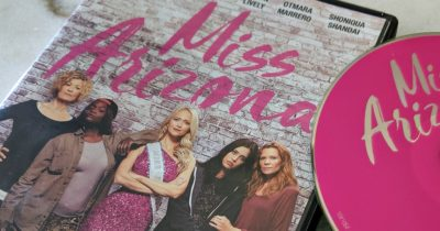 dvd miss arizona movie