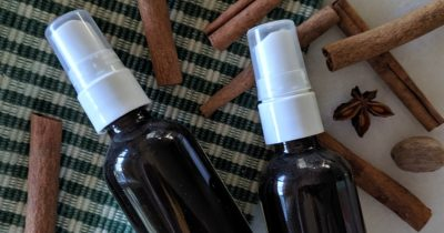 essential oil diy fall room sprays