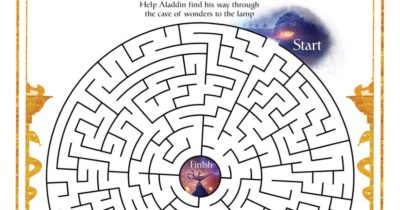 feature Aladdin Cave Maze