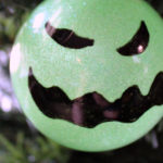 Disney DIY Oogie Boogie Ornament Craft