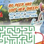Free Printable Disney Toy Story Maze
