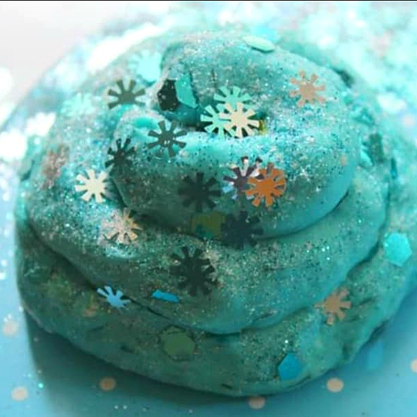 frozen movie disney slime