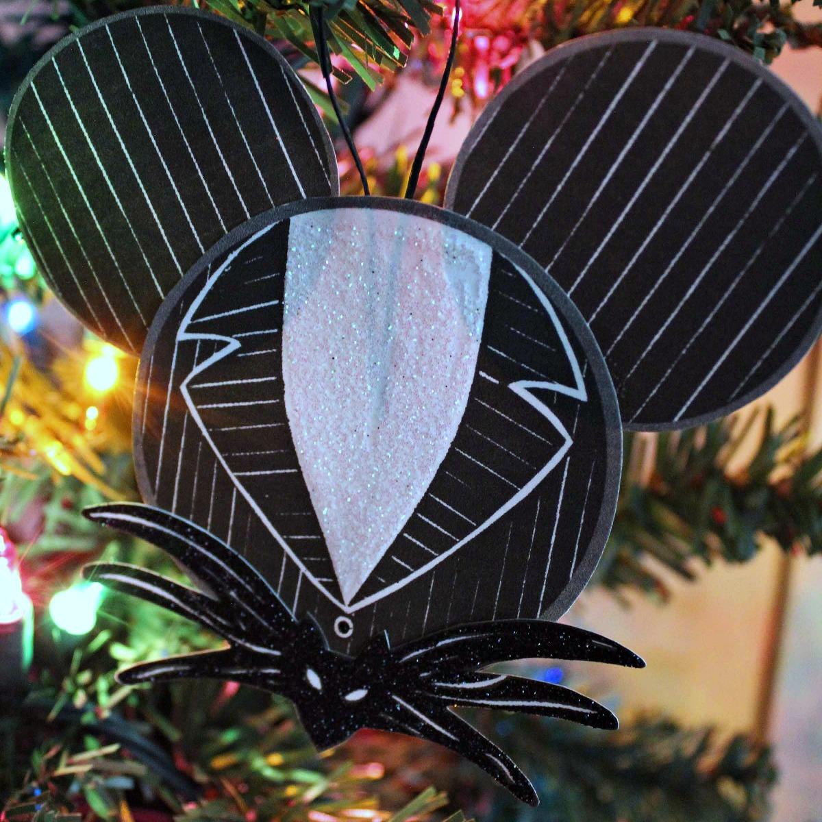 insta jack skellington ornament