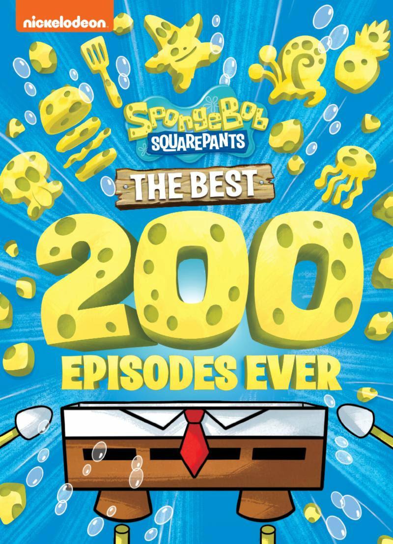 nickelodeon best sponge bob poster