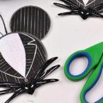 Free Printable DIY Jack Skellington Ornament Craft