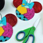 Free Printable Sally Ornament Craft