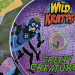 Wild Kratts Halloween DVD Creepy Creatures