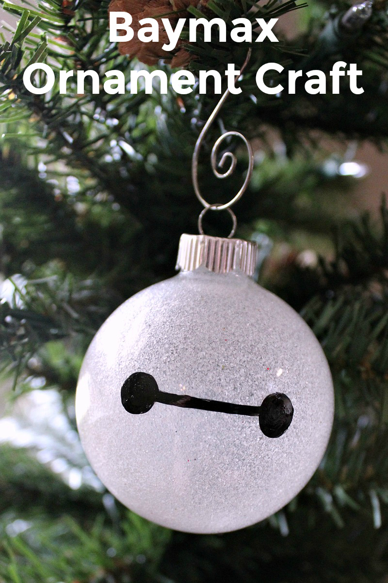 pin baymax ornament craft