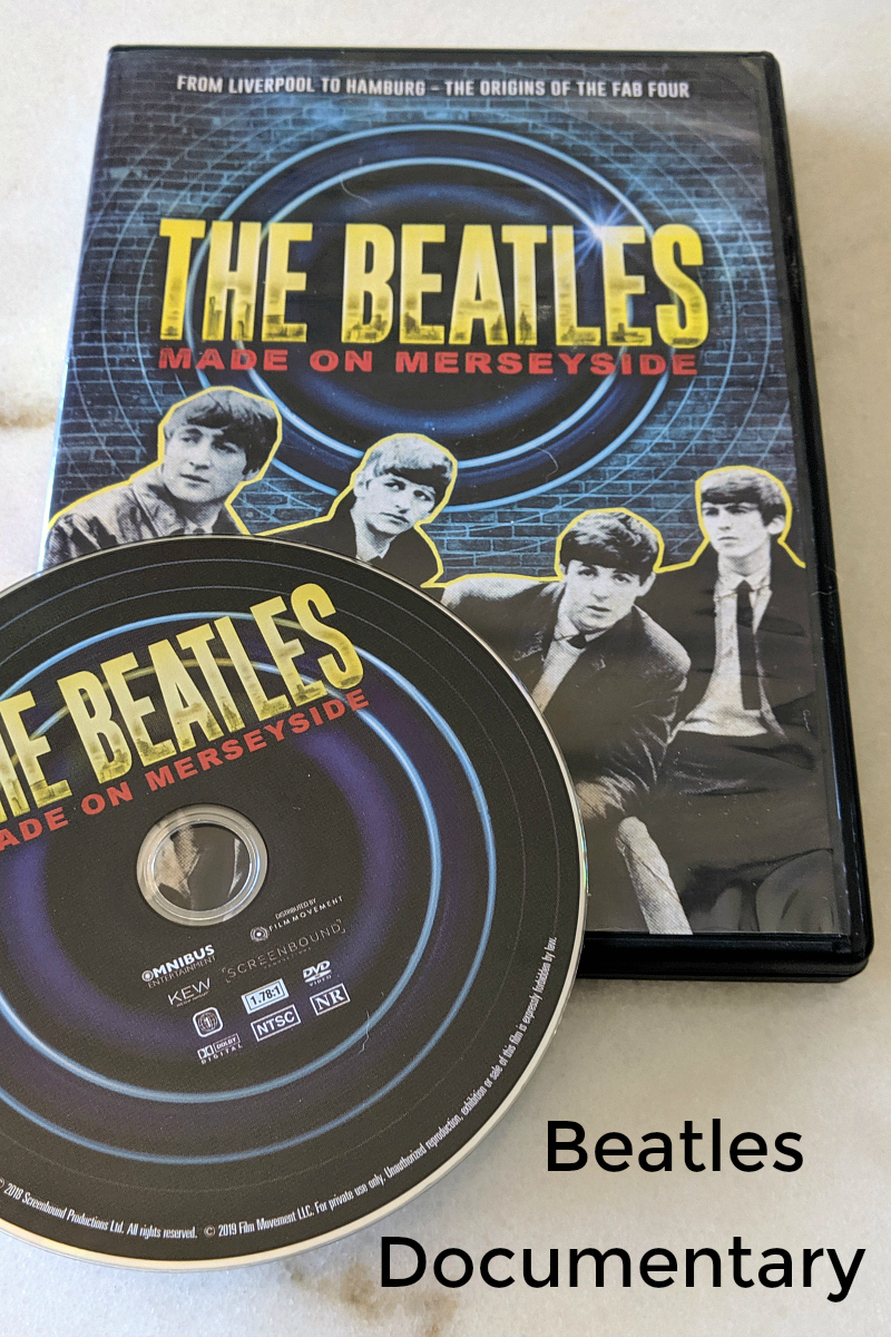 Beatles Documentary - The Beatles Made on Merseyside