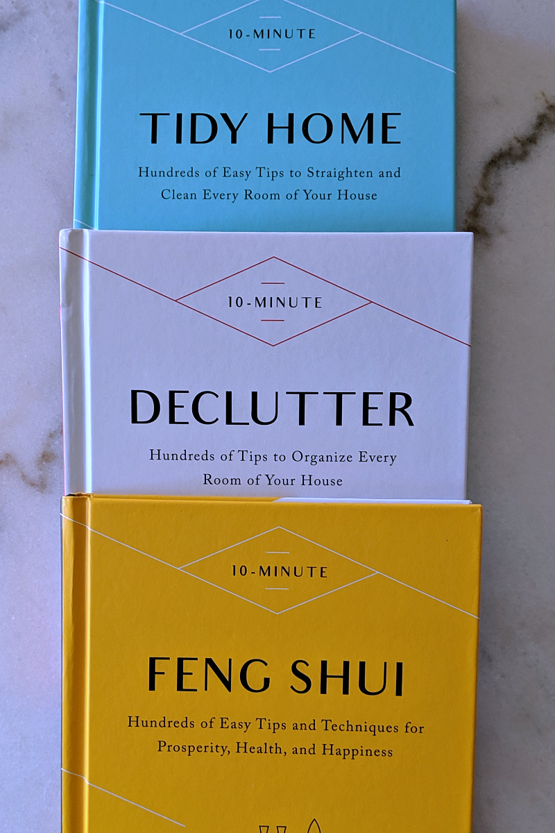 pin tidy home declutter and feng shui tips