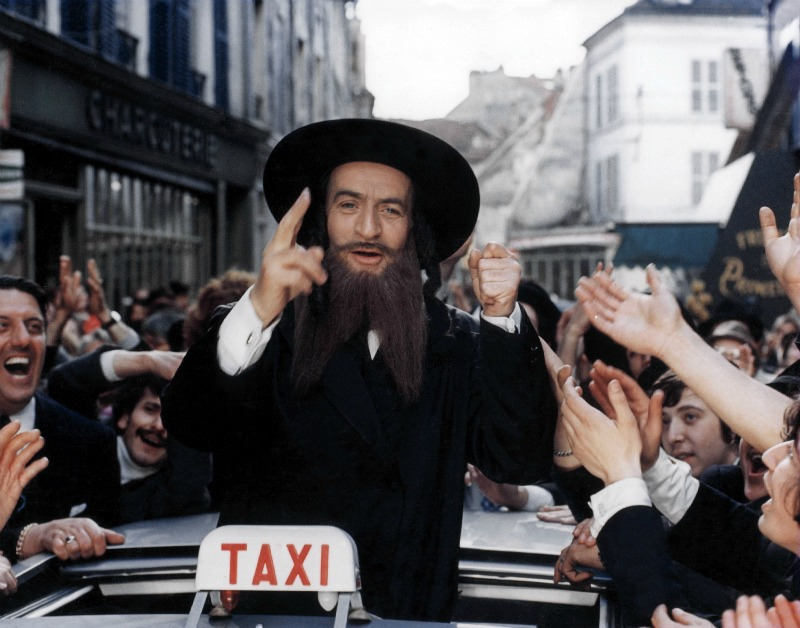 rabbi jacob in taxi