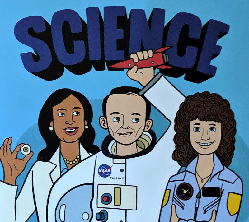 stem science book