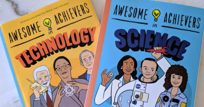 two awesome achievers books