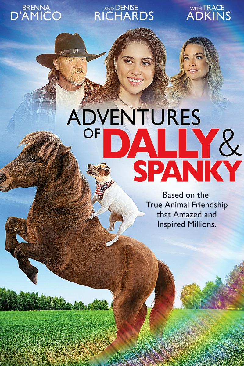 DVD Adventures of Dally and Spanky