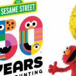 Sesame Street 50 Years and Counting DVD