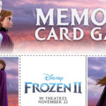 Free Printable Frozen Memory Game Cards