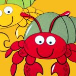 Free Printable Hermit Crab Craft