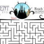 Maleficent Maze – Free Disney Printable
