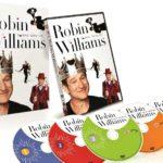 Robin Williams Comic Genius DVD Box Set Giveaway