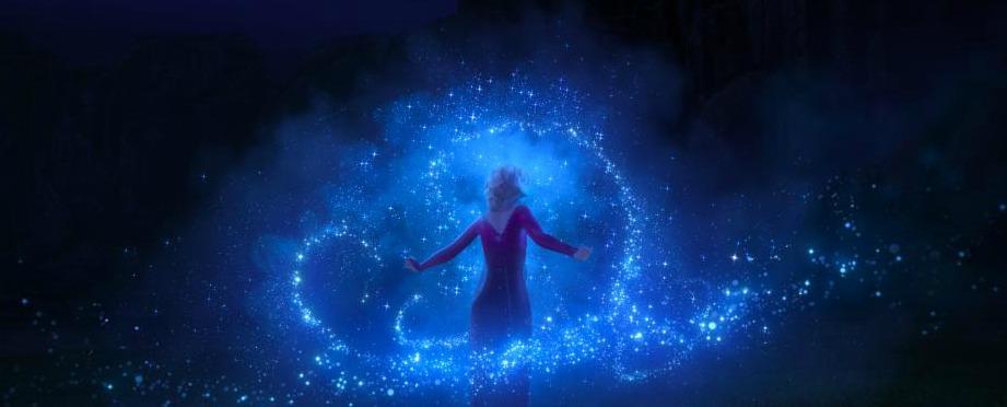 frozen 2 movie magic