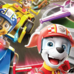 Ready Race Rescue with The Paw Patrol Movie