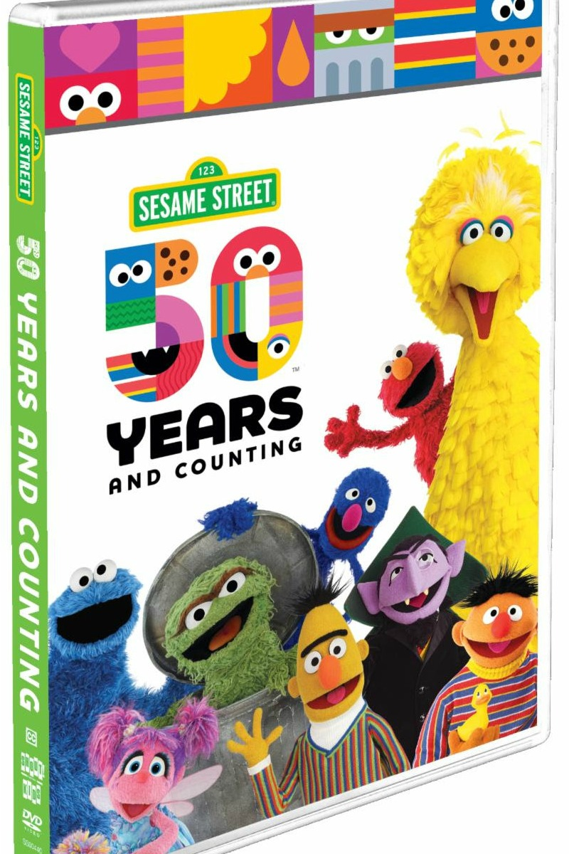 pin 50 years and counting sesame street