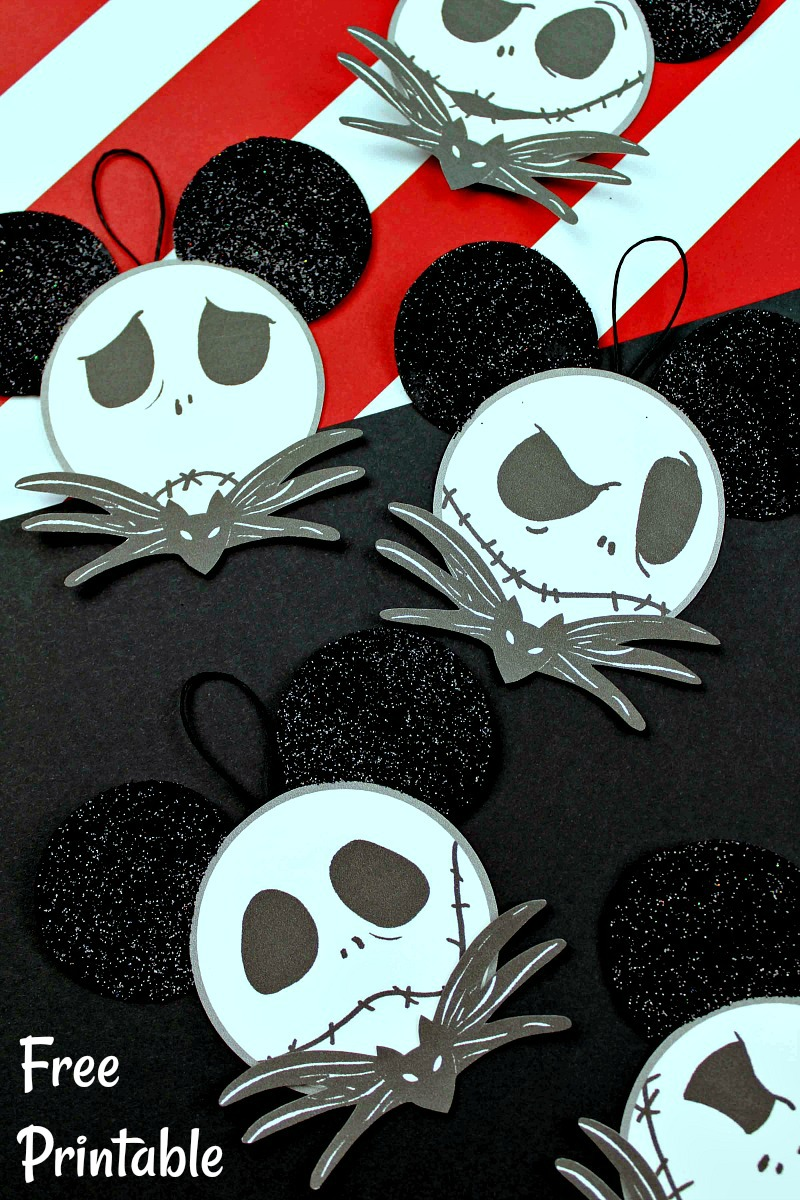 pin assorted jack skellington mickey ears ornaments