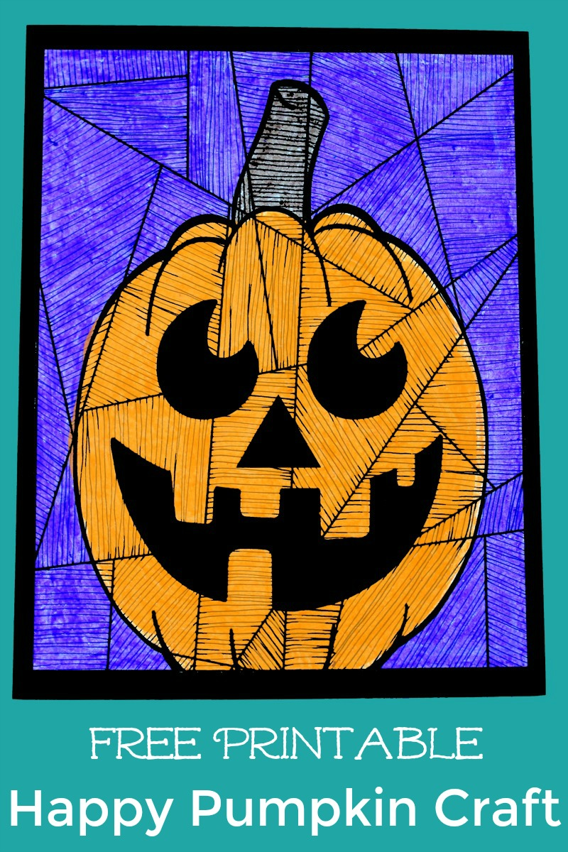 pin halloween pumpkin line study art