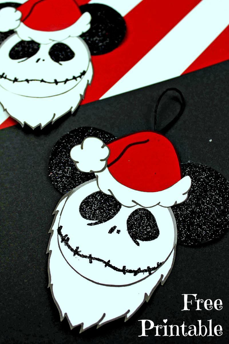 pin santa jack craft