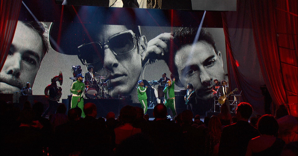rock and roll hall of fame concert performance