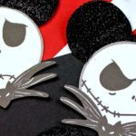 The Many Faces of Jack Skellington Ornament Craft