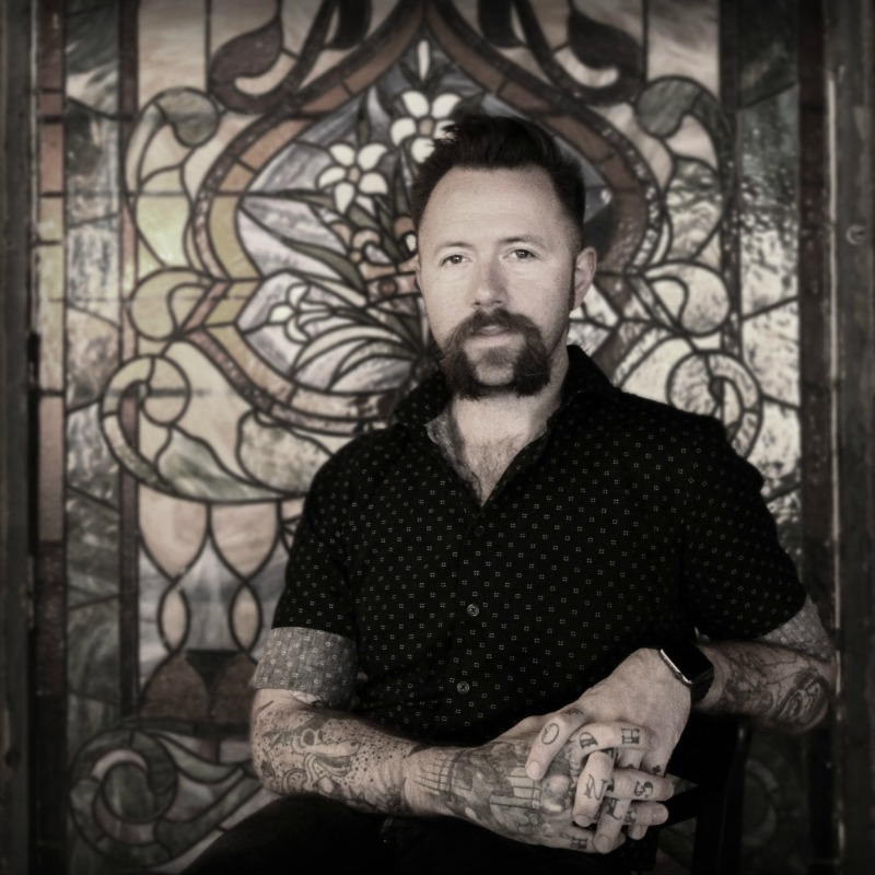 Tattoo Artist and Children's Book Author Mathew Franklin