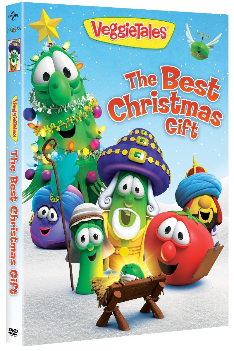 Pin VeggieTales Christmas DVD