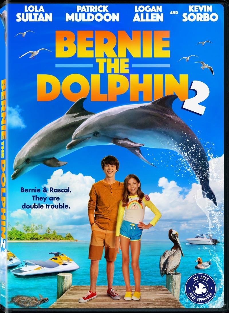 Bernie The Dolphin 2 Now on DVD