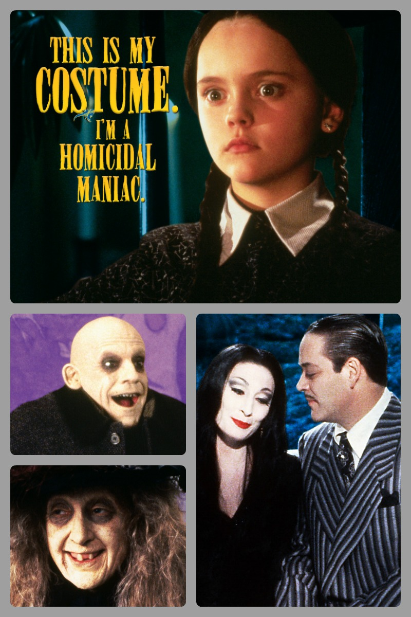 pin addams family values characters