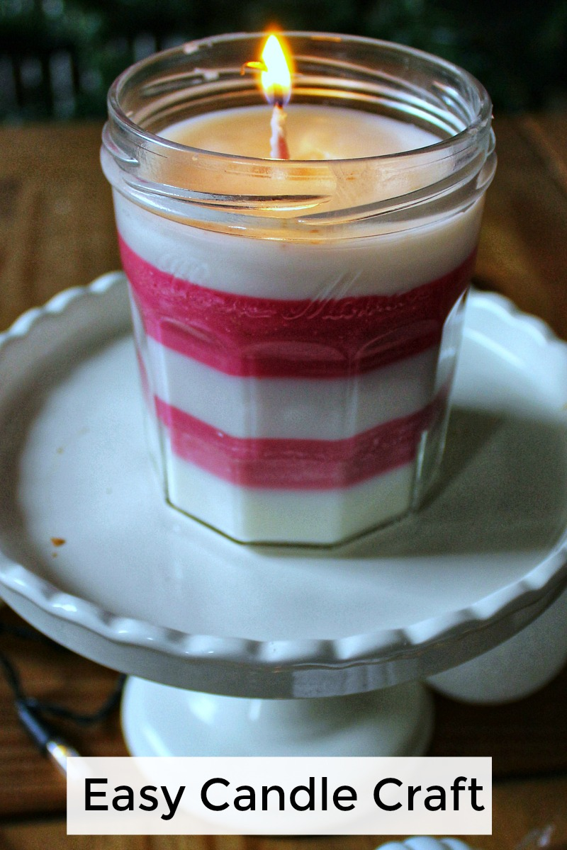 text pin easy holiday candle craft