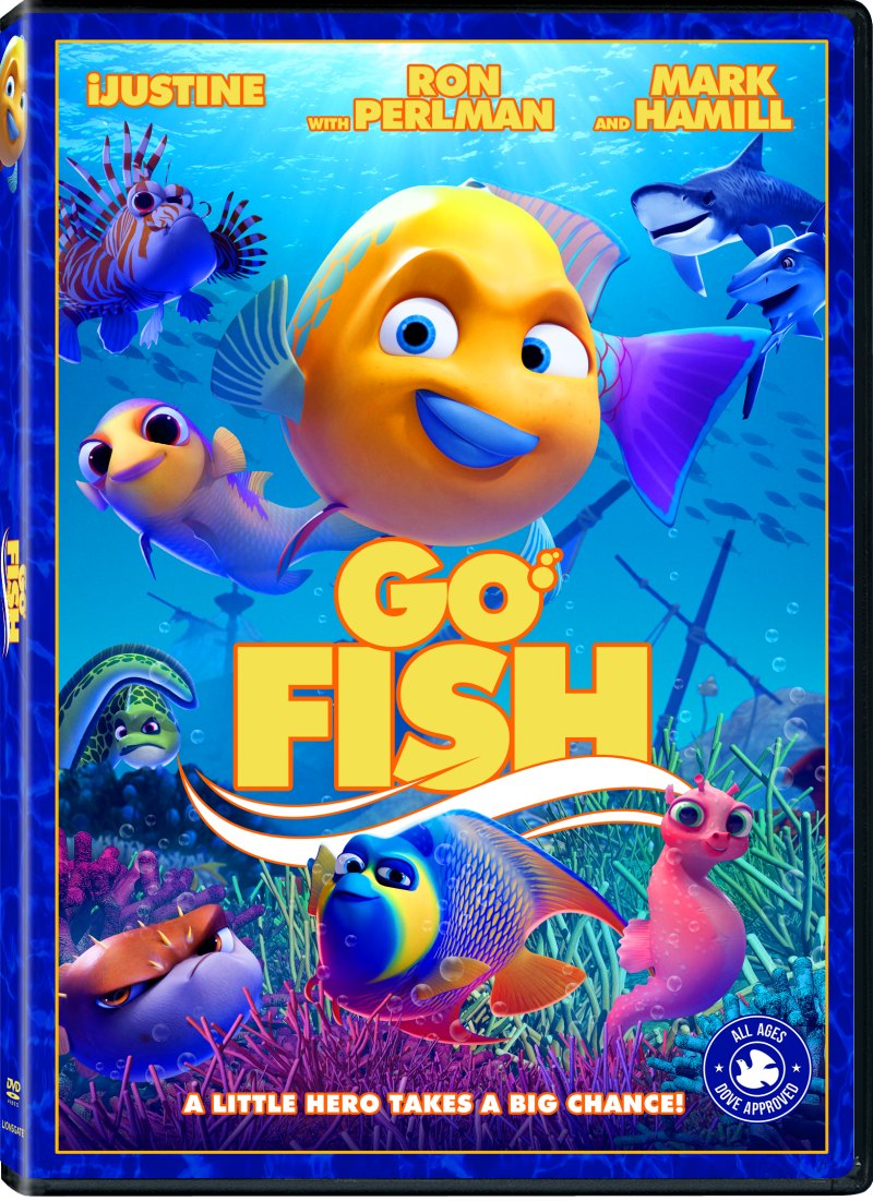 Go Fish Movie - A Little Hero Takes A Big Chance #GoFish