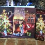 Magic Christmas Ornament Book Gift Set
