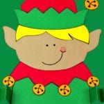 Free Printable Christmas Elf Boy Craft