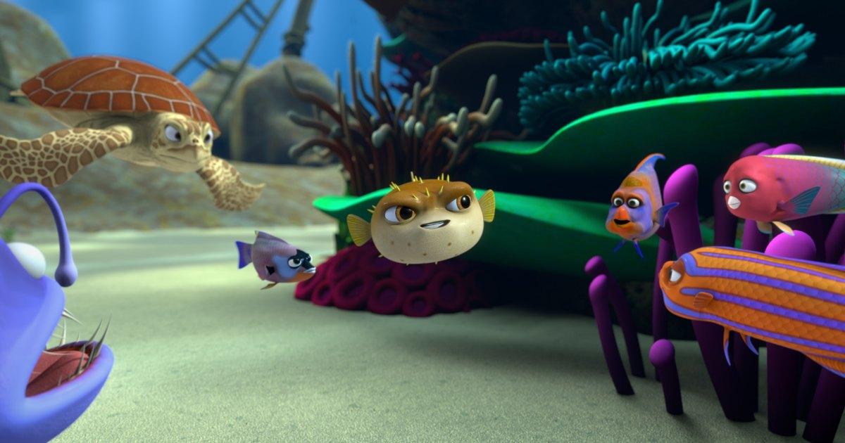 scene from go fish movie