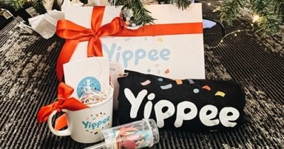 Yipee holiday giveaway