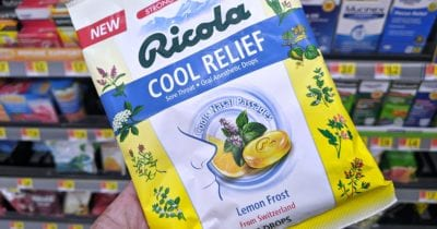 cool relief lemon frost ricola