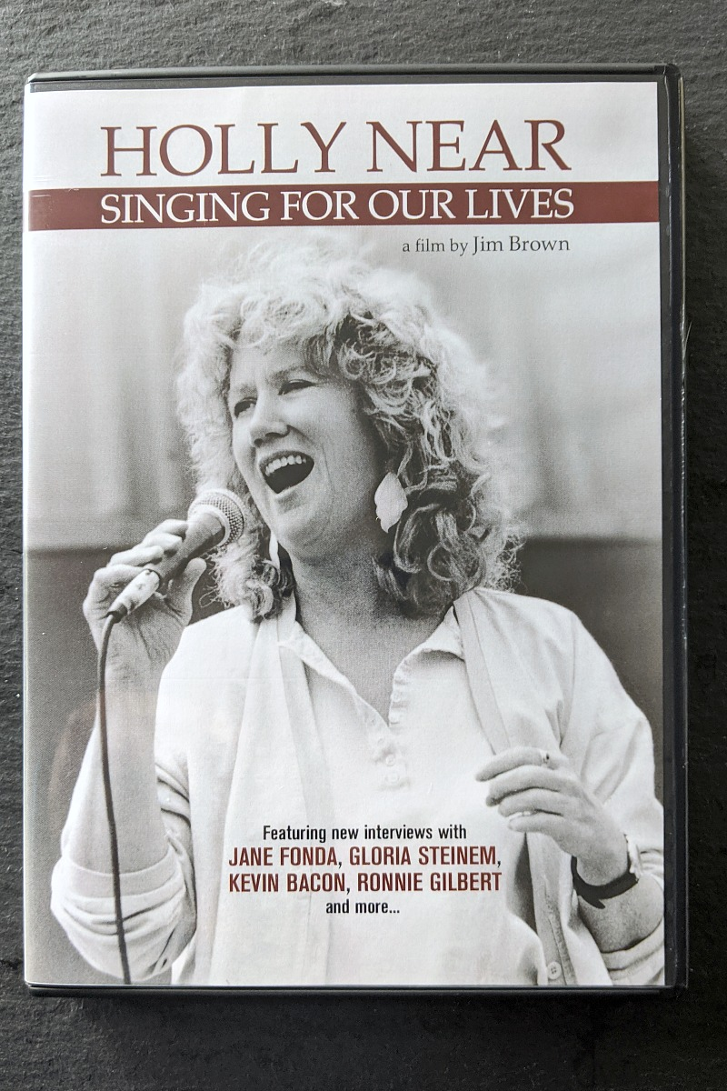 Holly Near: Singing for Our Lives Documentary