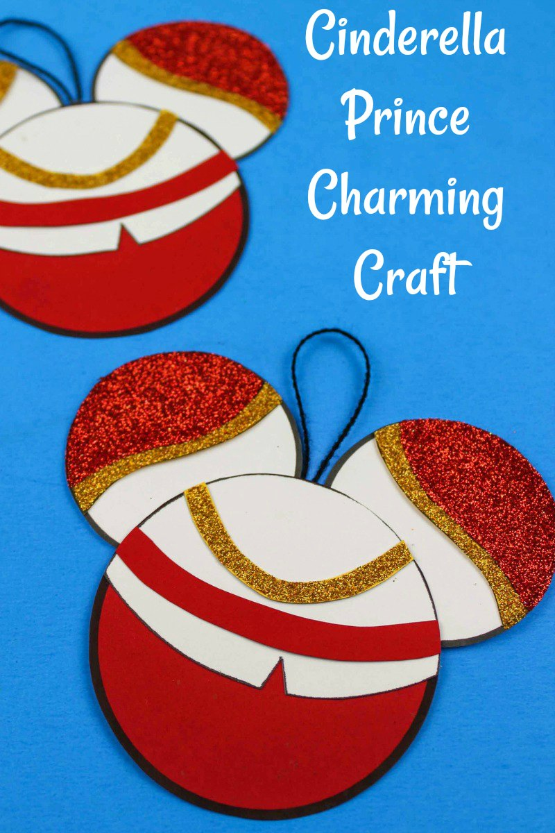 pin prince charming craft