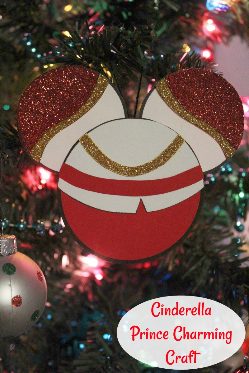 pin printable prince charming craft on tree