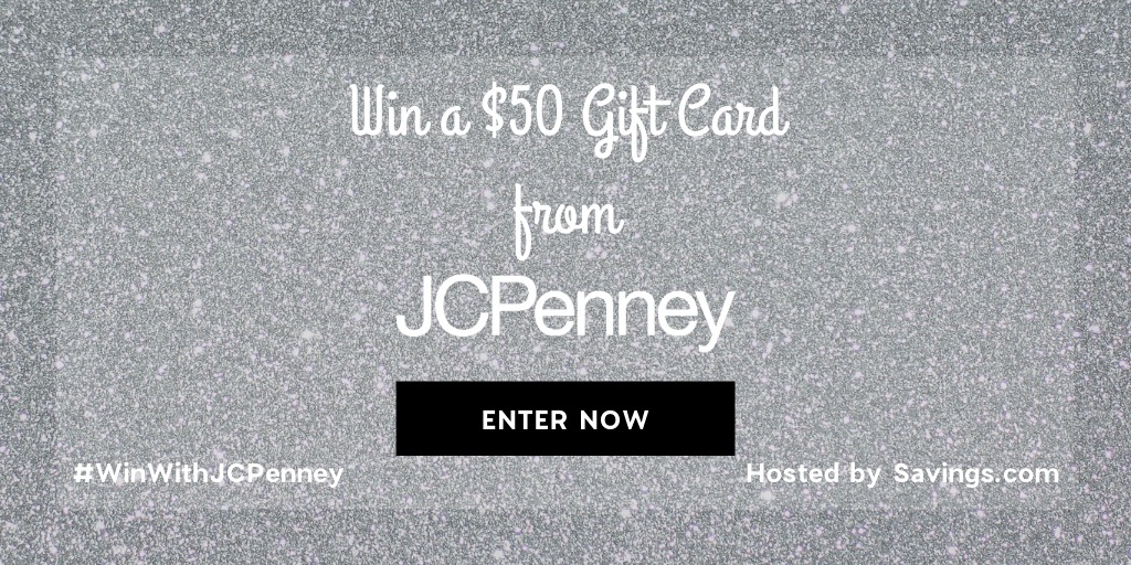 savings jcpenney giveaway