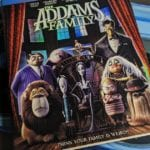 The Addams Family Blu-ray DVD