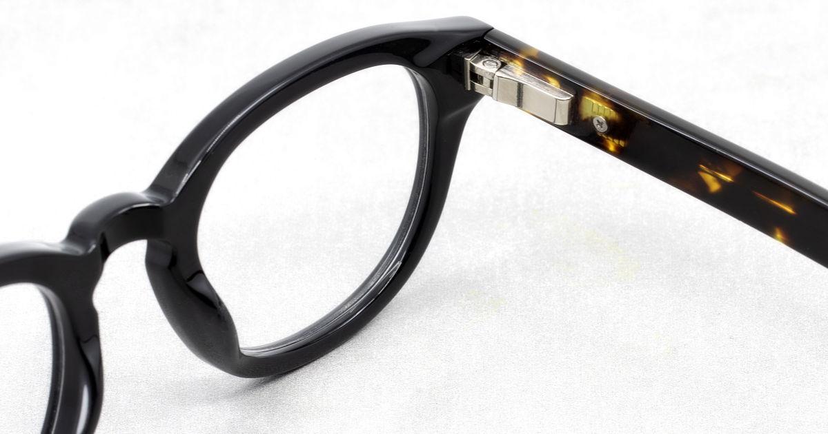 gunnar emery frames in onyx jasper